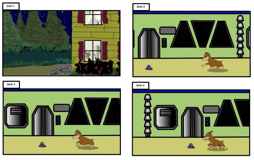 Scene 1-4